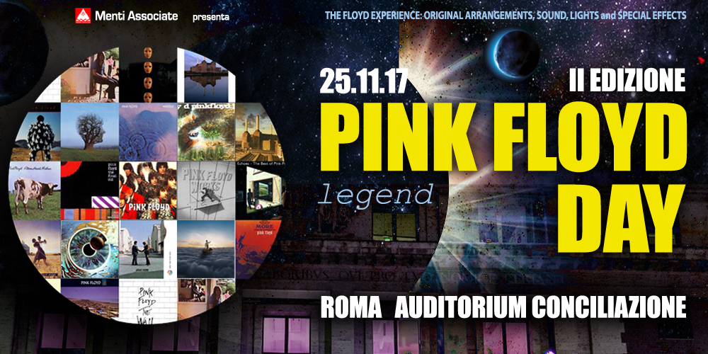Pink Floyd Legend Day