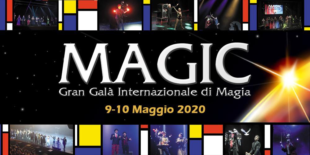 MAGIC Gran Gala Internazionale di Magia